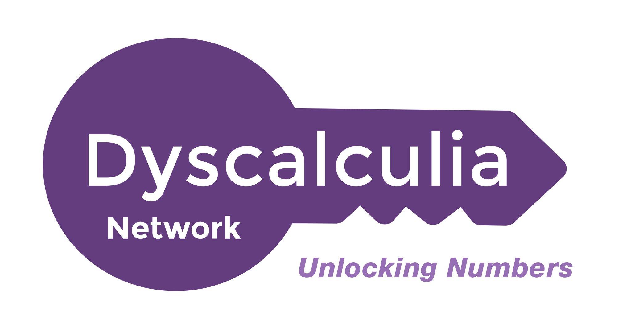 Dyscalculia Network logo
